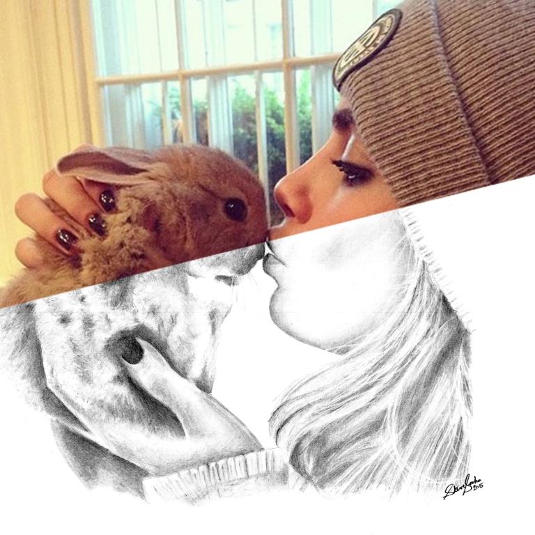 12 cara and Cecil delivigne kiss split