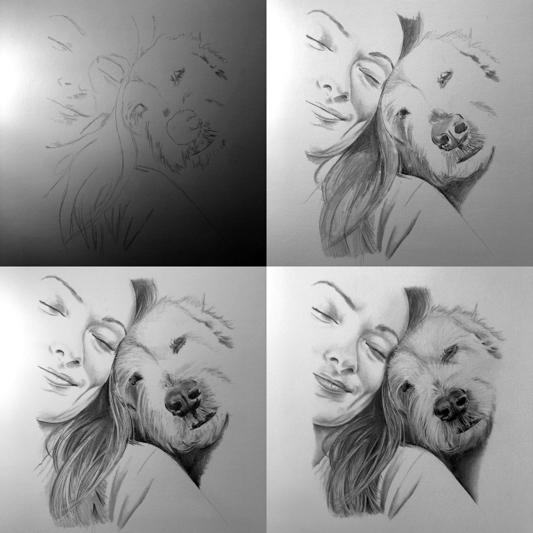 olivia and paco process